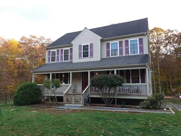 139 Rocky Hill Rd, Rehoboth, MA 02769 (MLS #72744830) :: Ponte Realty Group