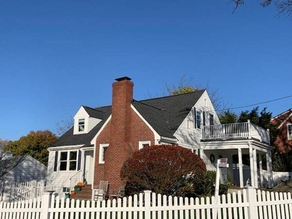 123 Crabtree Rd, Quincy, MA 02171 (MLS #72754407) :: Kinlin Grover Real Estate