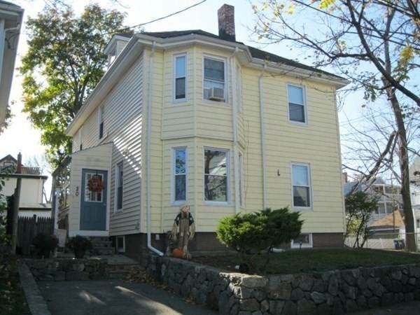 20 Ware St, Somerville, MA 02144 (MLS #72759378) :: Boylston Realty Group
