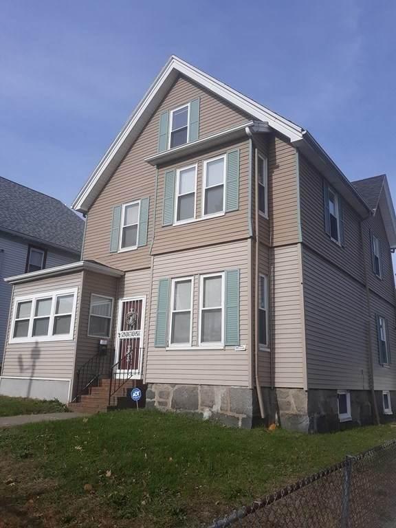33 Radford Lane, Boston, MA 02124 (MLS #72760153) :: RE/MAX Vantage