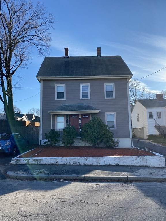 25 Vine Avenue, Quincy, MA 02169 (MLS #72760957) :: Dot Collection at Access