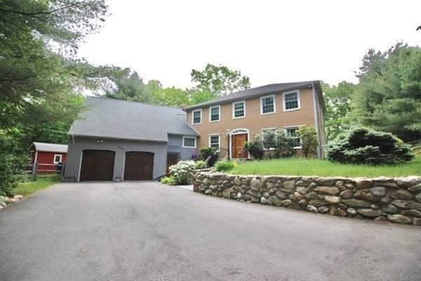 128 Reservoir St, Shrewsbury, MA 01545 (MLS #72762159) :: The Duffy Home Selling Team