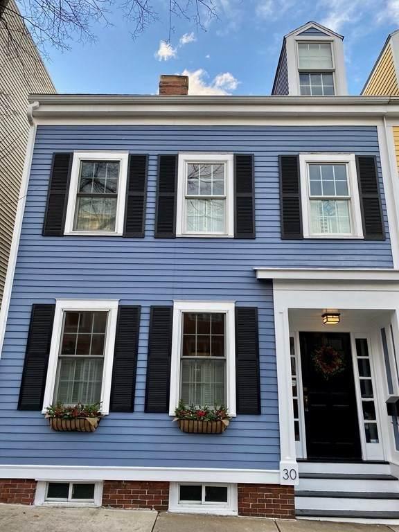 30 Concord, Boston, MA 02129 (MLS #72762277) :: Exit Realty