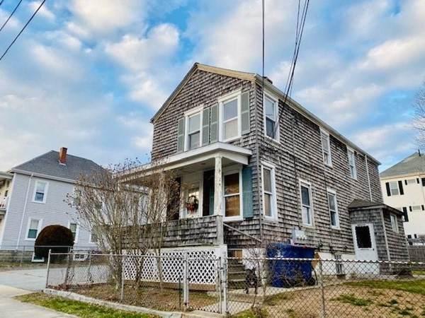 39 Winsper St, New Bedford, MA 02740 (MLS #72778081) :: The Seyboth Team