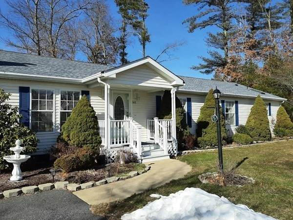 501 Fox Run, Middleboro, MA 02346 (MLS #72786926) :: Conway Cityside