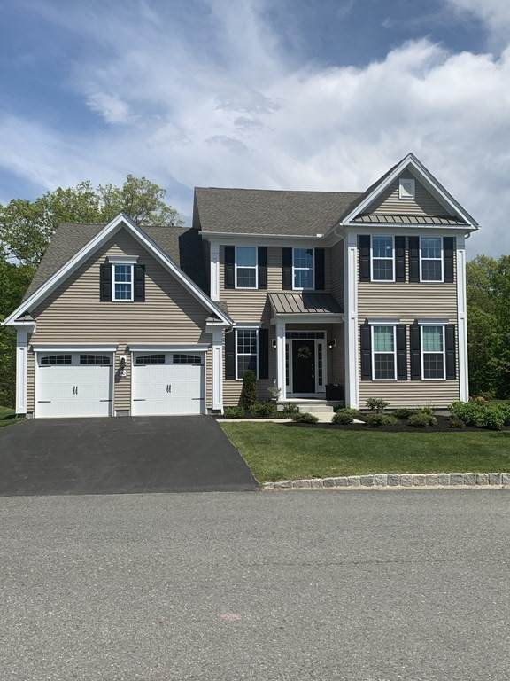 40 Sequoia Drive, Methuen, MA 01844 (MLS #72790744) :: Dot Collection at Access