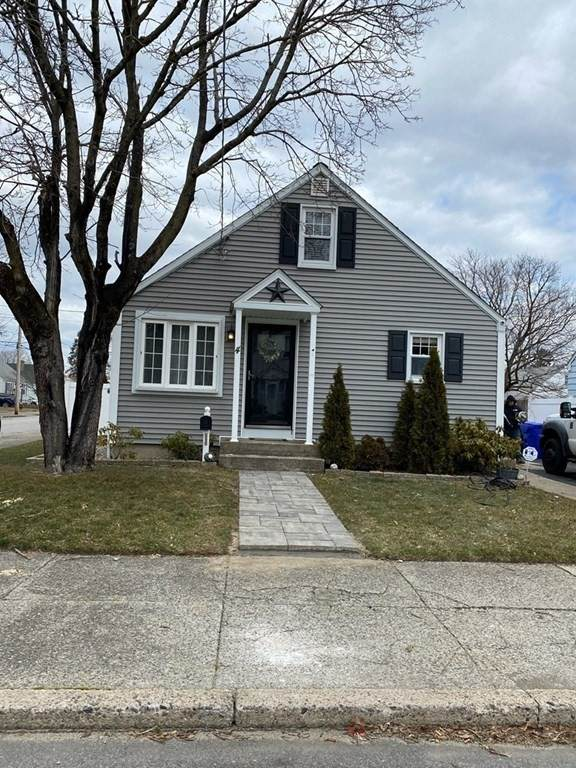 4 Annette Ave, Pawtucket, RI 02861 (MLS #72793146) :: EXIT Cape Realty