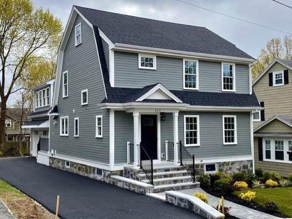 223 Wren Street, Boston, MA 02132 (MLS #72803683) :: EXIT Cape Realty