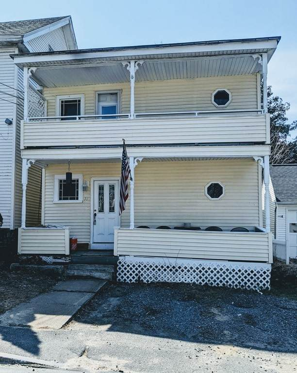 71 Main St., Greenville, NH 03048 (MLS #72807102) :: DNA Realty Group