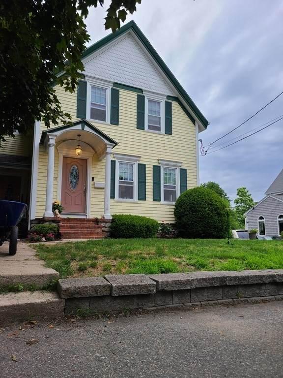68 Jenkins Avenue, Whitman, MA 02382 (MLS #72848804) :: The Ponte Group