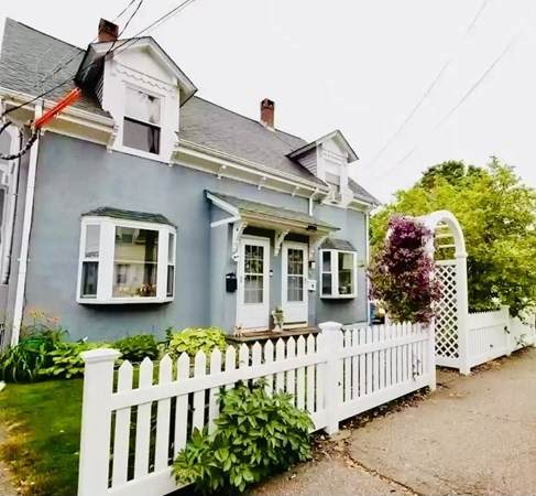 31 Baxter St Right, Quincy, MA 02169 (MLS #72851602) :: The Seyboth Team