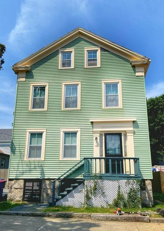 95 Chestnut Street, New Bedford, MA 02740 (MLS #72852737) :: Anytime Realty