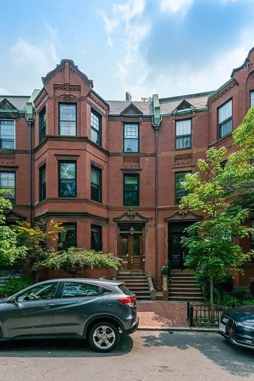 434 Marlborough St, Boston, MA 02115 (MLS #72869676) :: The Gillach Group
