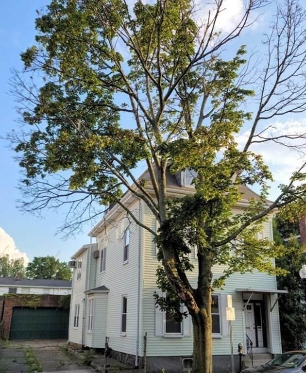 462 Cambridge Street, Cambridge, MA 02141 (MLS #72870949) :: The Gillach Group