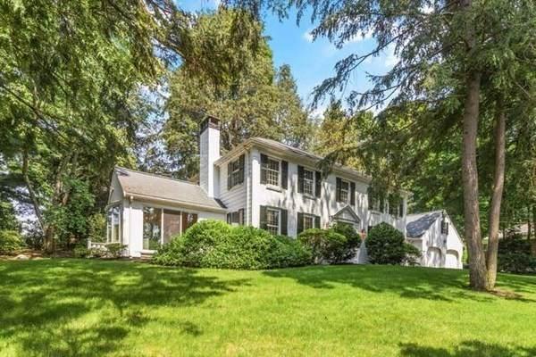25 Fernway, Winchester, MA 01890 (MLS #72872597) :: Westcott Properties