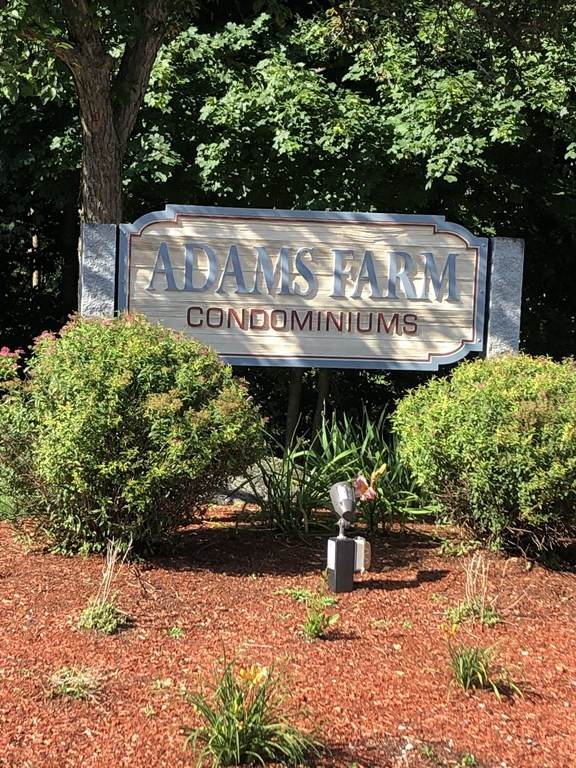 40 Kennedy Dr #40, Chelmsford, MA 01824 (MLS #72874539) :: EXIT Realty