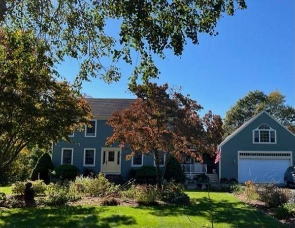 5 Augusta, Rehoboth, MA 02769 (MLS #72885985) :: Home And Key Real Estate