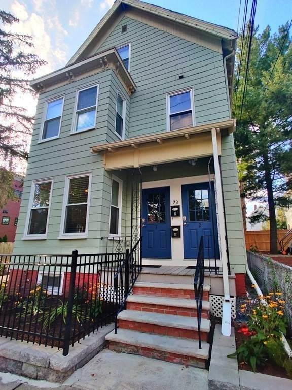 73 Park Street #2, Somerville, MA 02143 (MLS #72892238) :: Welchman Real Estate Group