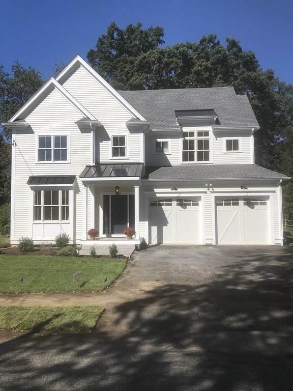 72 Douglas Rd, Needham, MA 02492 (MLS #72892607) :: The Smart Home Buying Team
