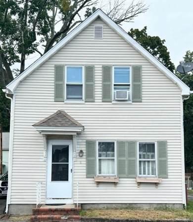 8 Jefferson St, Taunton, MA 02780 (MLS #72897969) :: Boylston Realty Group