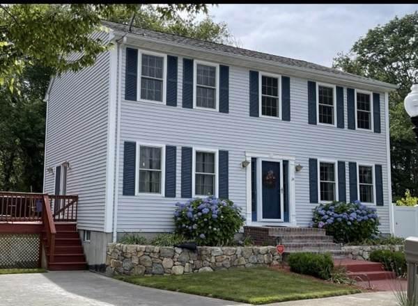 24 Medeiros Ct, New Bedford, MA 02745 (MLS #72899756) :: RE/MAX Vantage