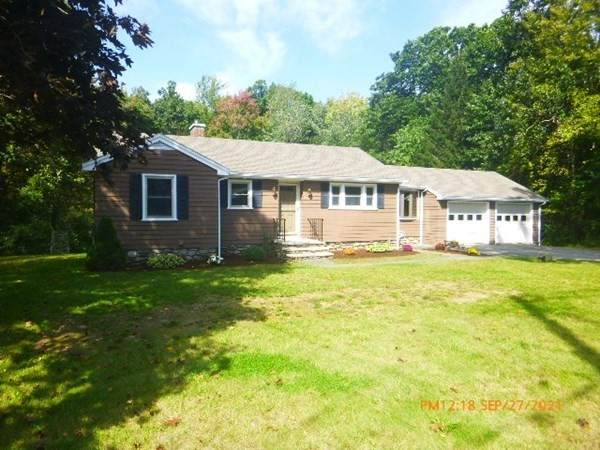 190 West St, Paxton, MA 01612 (MLS #72901309) :: Cape Cod and Islands Beach Properties