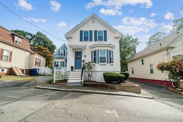 9 Lyme Street, Salem, MA 01970 (MLS #72901566) :: EXIT Realty