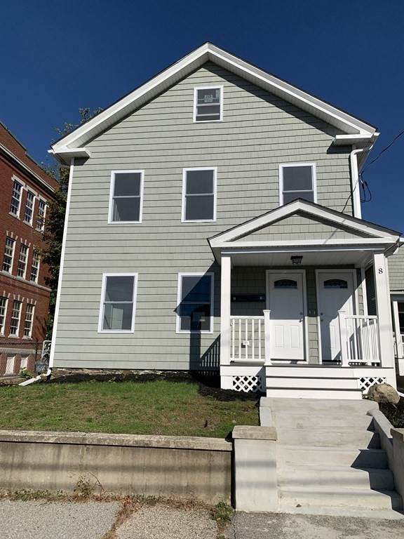 8 Day St #1, Webster, MA 01570 (MLS #72907555) :: Anytime Realty