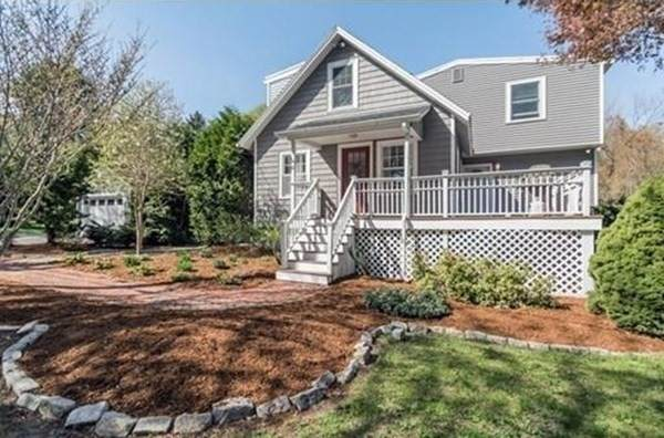 8 Highland Ave, Andover, MA 01810 (MLS #72909366) :: Zack Harwood Real Estate | Berkshire Hathaway HomeServices Warren Residential