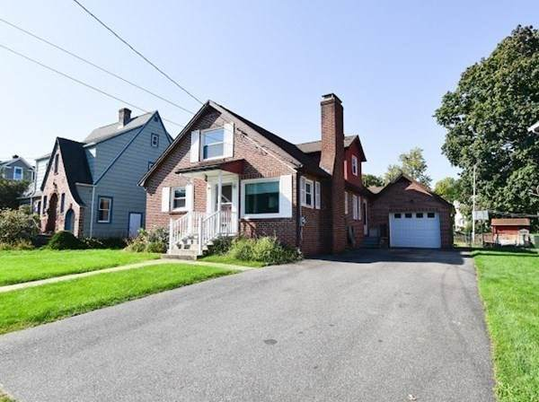 58 Stearns Ter, Chicopee, MA 01013 (MLS #72909431) :: Trust Realty One