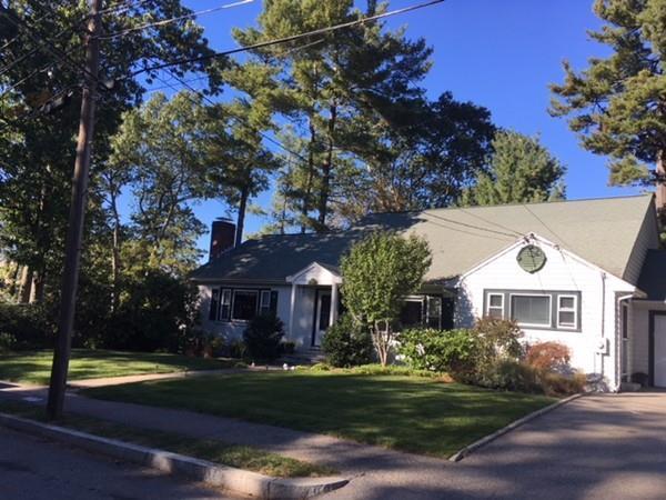 105 Pine Ridge Rd, Newton, MA 02468 (MLS #72242994) :: Ascend Realty Group