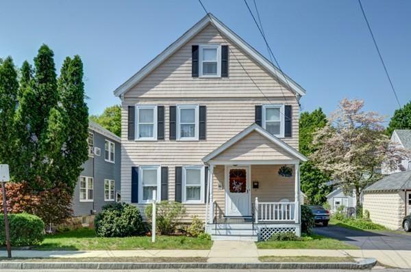 105 Thacher Street, Milton, MA 02186 (MLS #72265967) :: Keller Williams Realty Showcase Properties