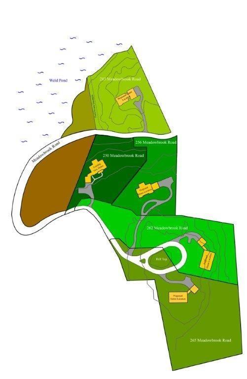Lot 262 Meadowbrook Road, Dedham, MA 02026 (MLS #72326243) :: The Muncey Group