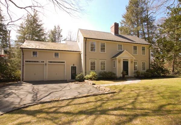 8 Old Farm Rd, Wellesley, MA 02481 (MLS #72461131) :: Apple Country Team of Keller Williams Realty