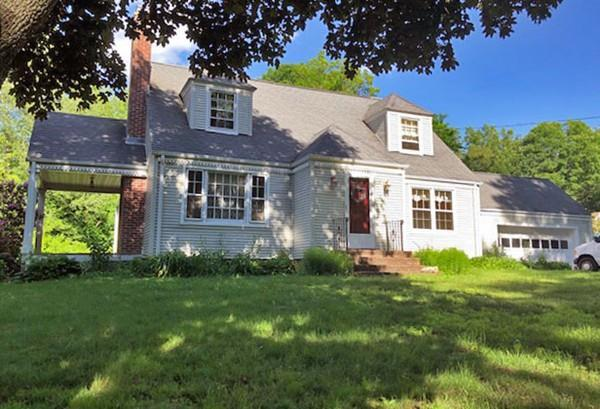 128 Singletary Ave, Sutton, MA 01590 (MLS #72465328) :: Trust Realty One