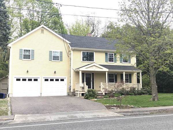 112 Quinobequin Rd, Newton, MA 02462 (MLS #72522207) :: The Muncey Group
