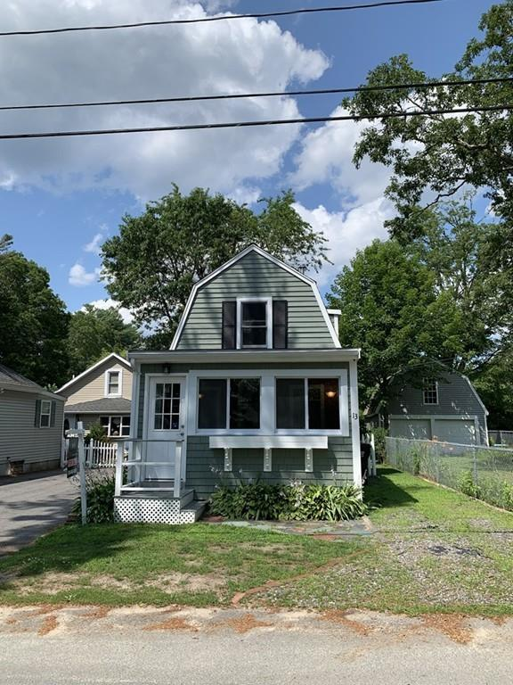 13 Butler St (Indian Mount Beach), Wareham, MA 02571 (MLS #72528750) :: The Russell Realty Group
