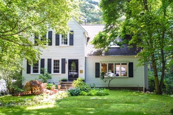 101 Aaron River, Cohasset, MA 02025 (MLS #72532866) :: Apple Country Team of Keller Williams Realty