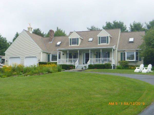 830 Pleasant St, Paxton, MA 01612 (MLS #72533453) :: Parrott Realty Group