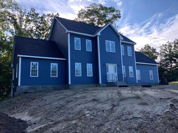Lot 3 Tabor Rd, Uxbridge, MA 01569 (MLS #72536622) :: The Muncey Group