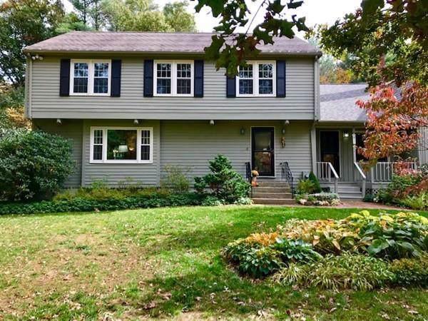 17 Faxon Street, Foxboro, MA 02035 (MLS #72566762) :: Westcott Properties