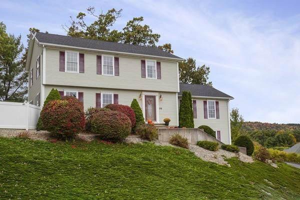 36 Juniper Ridge Dr, Agawam, MA 01030 (MLS #72577757) :: Kinlin Grover Real Estate