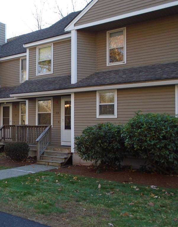 109 Pennacook Drive #109, Leominster, MA 01453 (MLS #72592431) :: The Duffy Home Selling Team