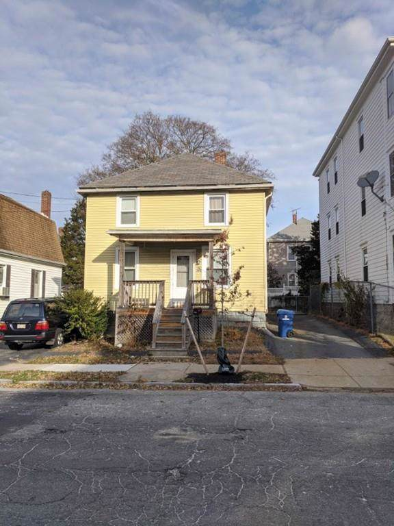 241 Belleville Rd, New Bedford, MA 02745 (MLS #72593487) :: RE/MAX Vantage
