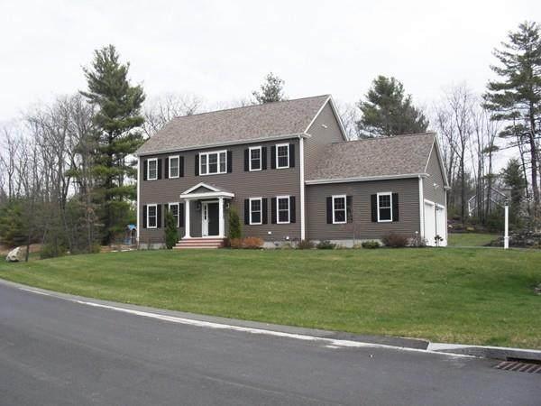 Lot 96 Willow Brook Lane, Blackstone, MA 01504 (MLS #72598756) :: Kinlin Grover Real Estate