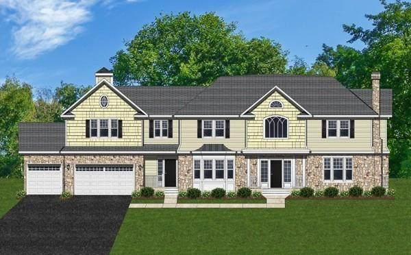 0 Kendall Road #15, Newton, MA 02459 (MLS #72608542) :: The Gillach Group