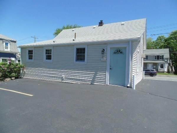 267 Washington St, Weymouth, MA 02188 (MLS #72664896) :: The Gillach Group