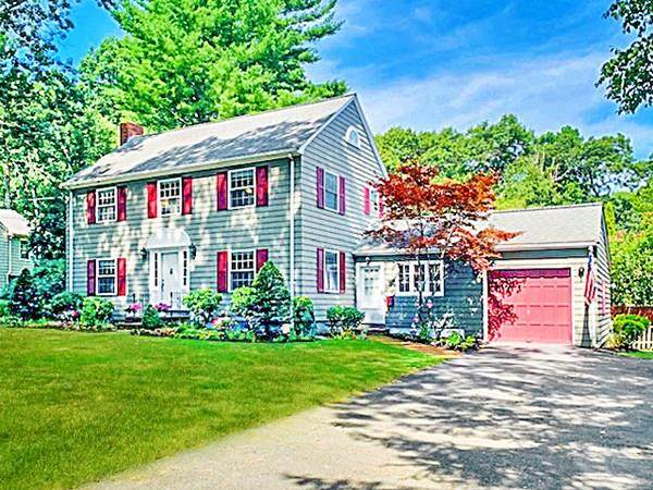 22 Sylvan Circle, Lynnfield, MA 01940 (MLS #72708742) :: EXIT Cape Realty