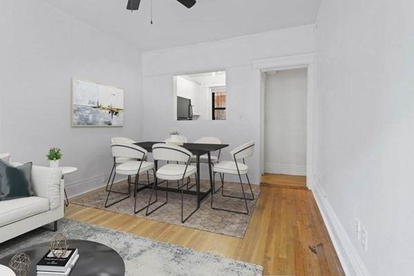 35 Queensberry St #8, Boston, MA 02215 (MLS #72753301) :: The Gillach Group