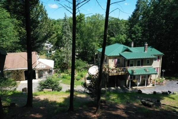 124 Old Southbridge Rd, Dudley, MA 01571 (MLS #72843124) :: Spectrum Real Estate Consultants